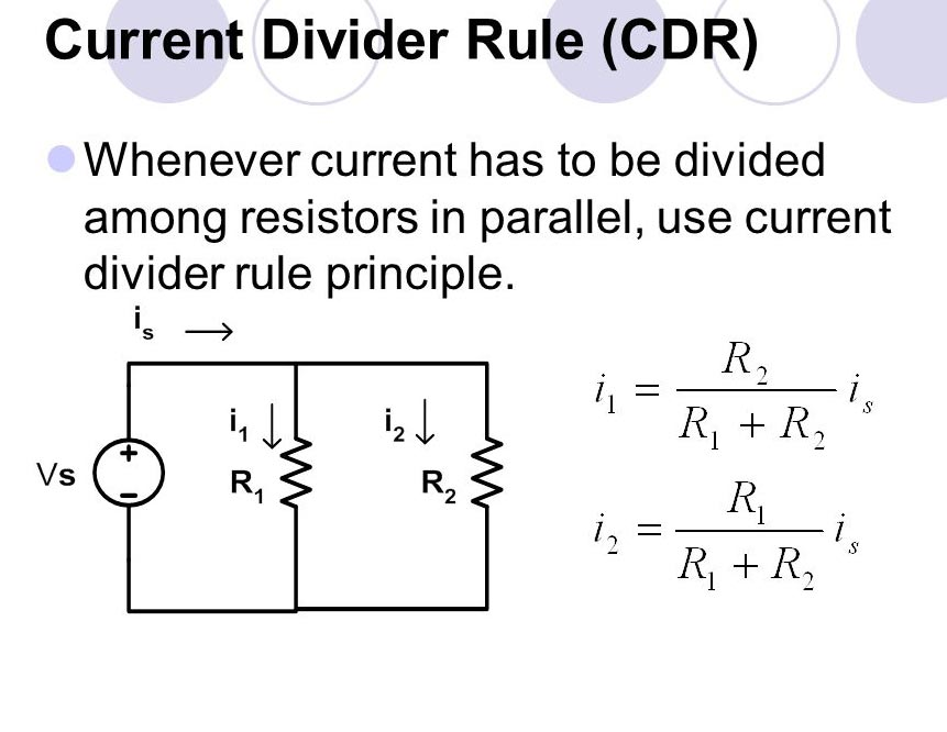 Divided parallel thesis