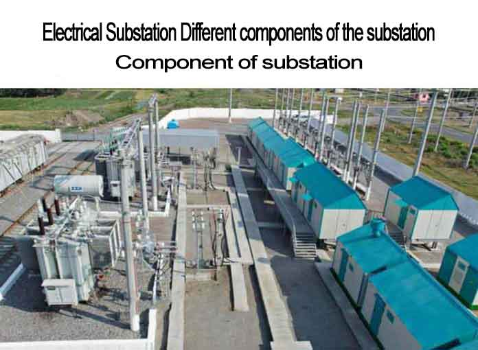 Different Digital Components of Substations-2020