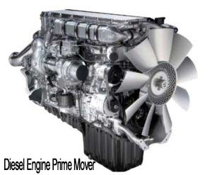 what is prime mover