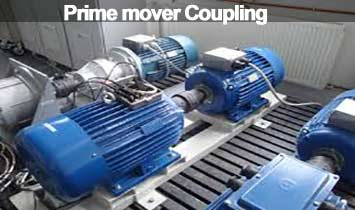 Prime mover Coupling | Types With Details Explain