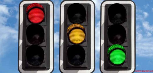 Traffic Light Project | Connection | Procedure | Analysis